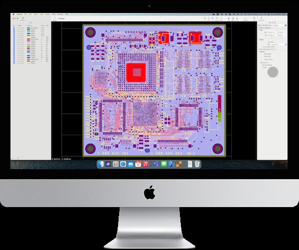 Cuprum - Gerber viewer for Mac
